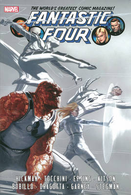 Fantastic Four by Jonathan Hickman Omnibus Volume 2 - Hickman, Jonathan (Text by)