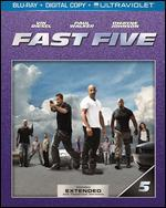 Fast Five [UltraViolet] [Includes Digital Copy] [Blu-ray]
