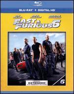 Fast & Furious 6 [Includes Digital Copy] [UltraViolet] [With Furious 7 Movie Cash] [Blu-ray]