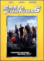 Fast & Furious 6 [With Furious 7 Movie Cash]