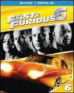 Fast & Furious 6: With Movie Reward [Includes Digital Copy] [UltraViolet] [Blu-ray] [2 Discs]