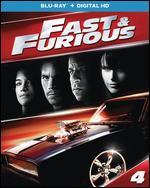 Fast & Furious [Includes Digital Copy] [UltraViolet] [Blu-ray] [2 Discs]