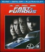 Fast & Furious [Includes Digital Copy] [UltraViolet] [Blu-ray]