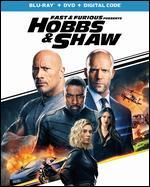 Fast & Furious Presents: Hobbs & Shaw [Includes Digital Copy] [Blu-ray/DVD]