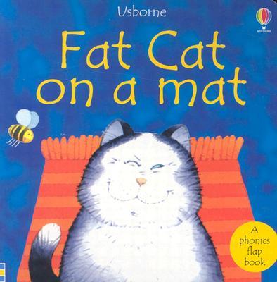 Fat Cat on a Mat - Roxbee-Cox, Phil