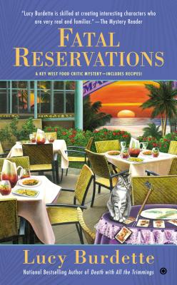 Fatal Reservations - Burdette, Lucy
