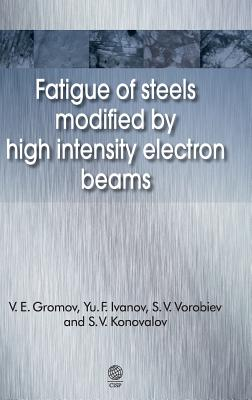 Fatigue of Steels Modified by High Intensity Electron Beams - Gromov, Viktor E., and Ivanov, Yurii F., and Vorobiev, Sergey V.