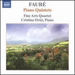 Faur�: Piano Quintets