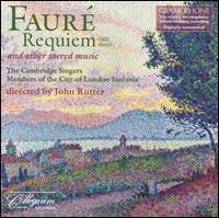 Fauré: Requiem and Other Sacred Music - Caroline Ashton (soprano); John Scott (organ); Melanie Marshall (alto); Nicola-Jane Kemp (alto); Ruth Holton (soprano);...