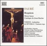Faur?: Requiem; Messe basse; Cantique de Jean Racine