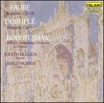 Faur?: Requiem, Op.48; Durufl?: Requiem, Op.9