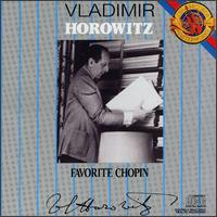 Favorite Chopin - Vladimir Horowitz (piano)