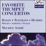 Favorite Trumpet Concertos