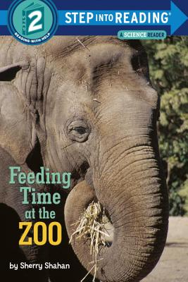 Feeding Time at the Zoo -