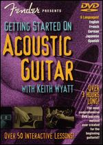 Fender Presents: Getting Started on Acoustic Guitar -