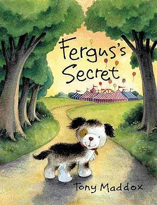 Fergus's Secret - Maddox, Tony