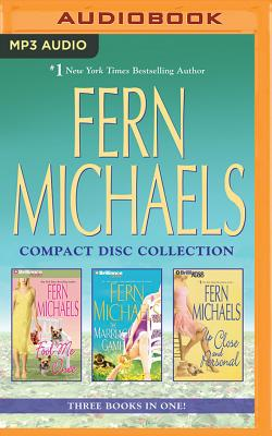 Fern Michaels - Collection: Fool Me Once, the Marriage Game, Up Close and Personal - Michaels, Fern