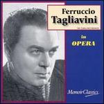 Ferruccio Tagliavini In Opera