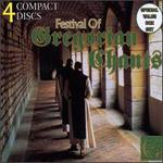Festival of Gregorian Chants