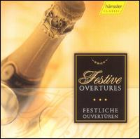 Festive Overtures - Academy of St. Martin in the Fields; Southwest German Chamber Orchestra;...