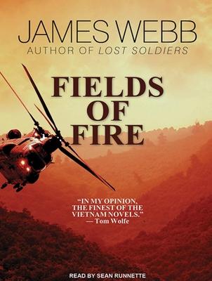 Fields of Fire - Webb, James