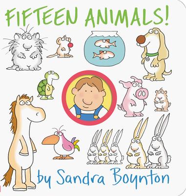 Fifteen Animals! - Boynton, Sandra
