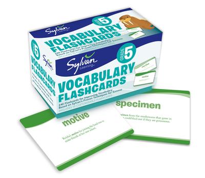 Fifth Grade Vocabulary Flashcards - Learning, Sylvan