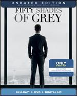 Fifty Shades of Grey [2 Discs] [Blu-ray/DVD] [Digital Copy] [Steelbook] [Only @ Best Buy]