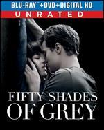 Fifty Shades of Grey [2 Discs] [Includes Digital Copy] [Blu-ray/DVD]
