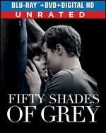 Fifty Shades of Grey [2 Discs] [Includes Digital Copy] [Blu-ray/DVD] - Sam Taylor-Johnson