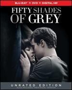 Fifty Shades of Grey [Blu-ray] [2 Discs]