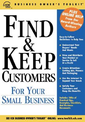 Find & Keep Customers for Your Small Business - Cleaver, Joanne Y