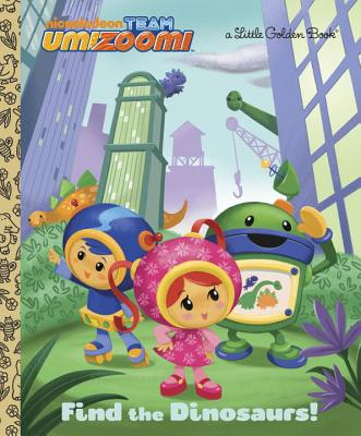 Find the Dinosaurs! - Golden Books