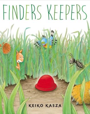 Finders Keepers - Kasza, Keiko