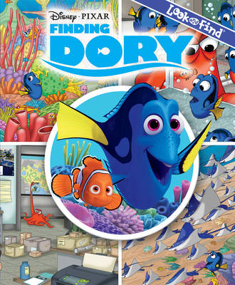 Finding Dory Look & Find - Kids, PI (Other primary creator)