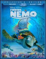 Finding Nemo [3 Discs] [Includes Digital Copy] [Blu-ray/DVD]