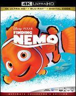Finding Nemo [Includes Digital Copy] [4K Ultra HD Blu-ray/Blu-ray]