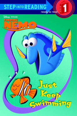 Finding Nemo: Just Keep Swimming - Lagonegro, Melissa, and Harchy, Atelier Philippe (Illustrator)