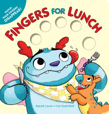 Fingers for Lunch - Lewis, Brandt