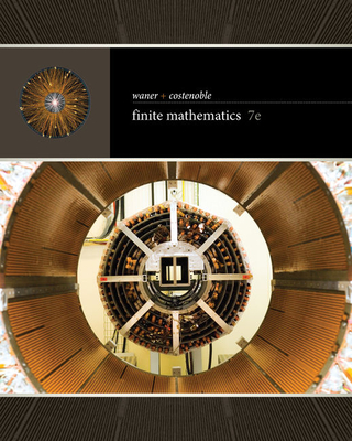 Finite Mathematics - Waner, Stefan, and Costenoble, Steven