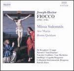 Fiocco: Missa Solemnis: Ave Maria; Homo Quidam