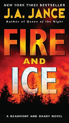 Fire and Ice - Jance, J a