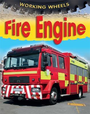 Fire Engine - Savery, Annabel