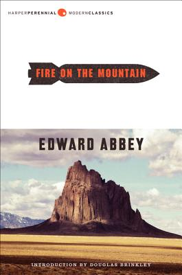 Fire on the Mountain - Abbey, Edward