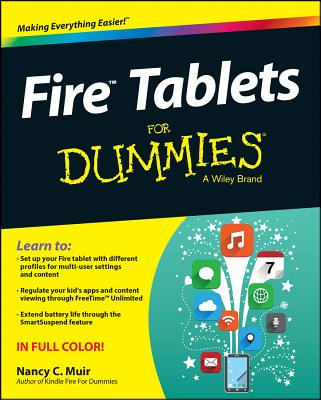 Fire Tablets For Dummies - Muir, Nancy C.
