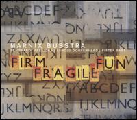 Firm Fragile Fun - Marnix Busstra