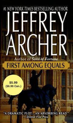 First Among Equals - Archer, Jeffrey
