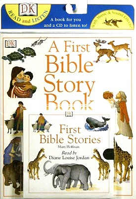 First Bible Story Book - Hoffman, Mary