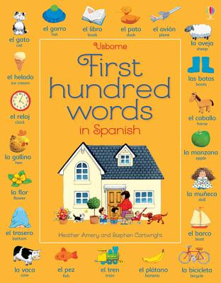 First Hundred Words in Spanish - Amery, Heather
