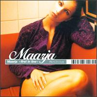 First in Line [CD Single] - Maarja